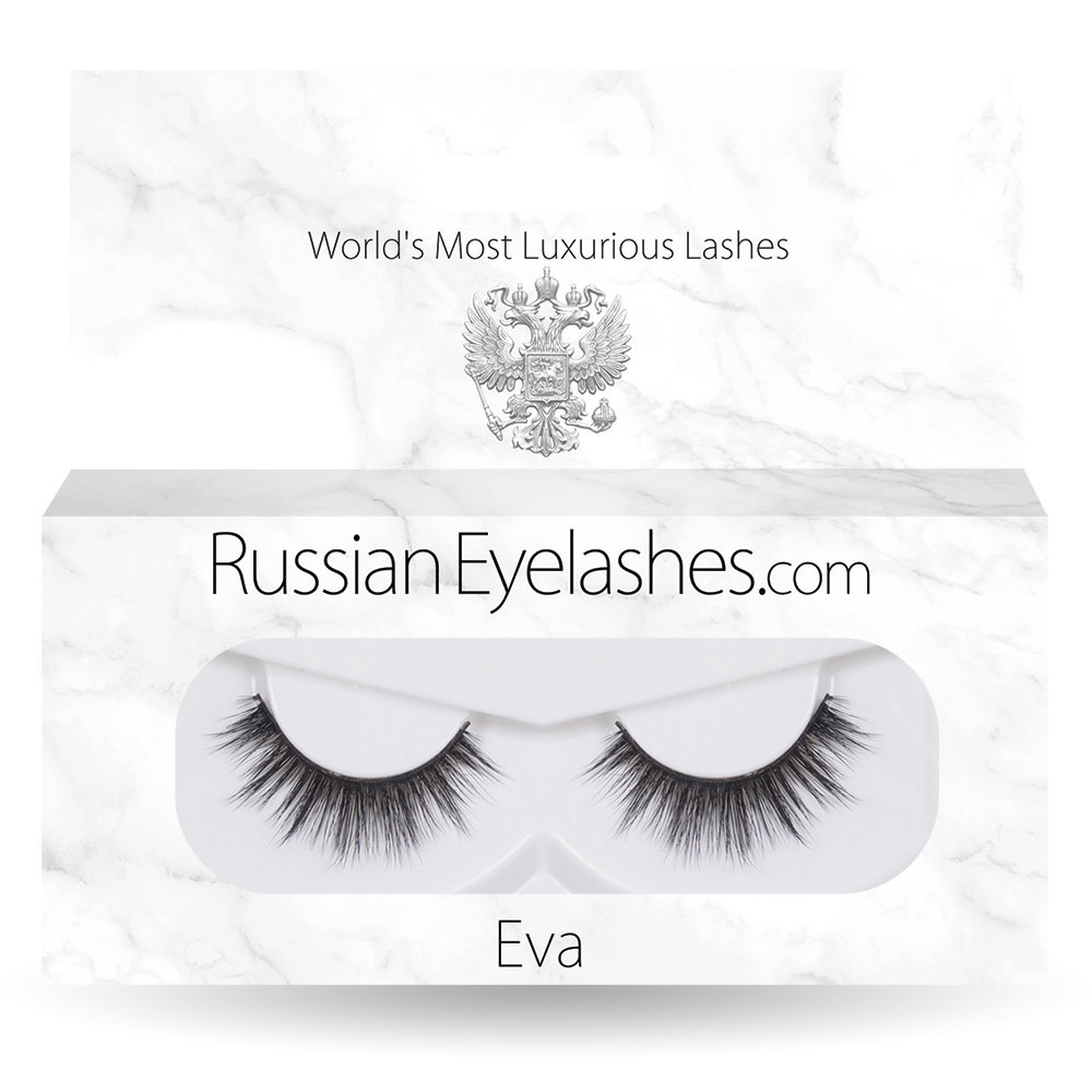 Russian Eyelashes Eva