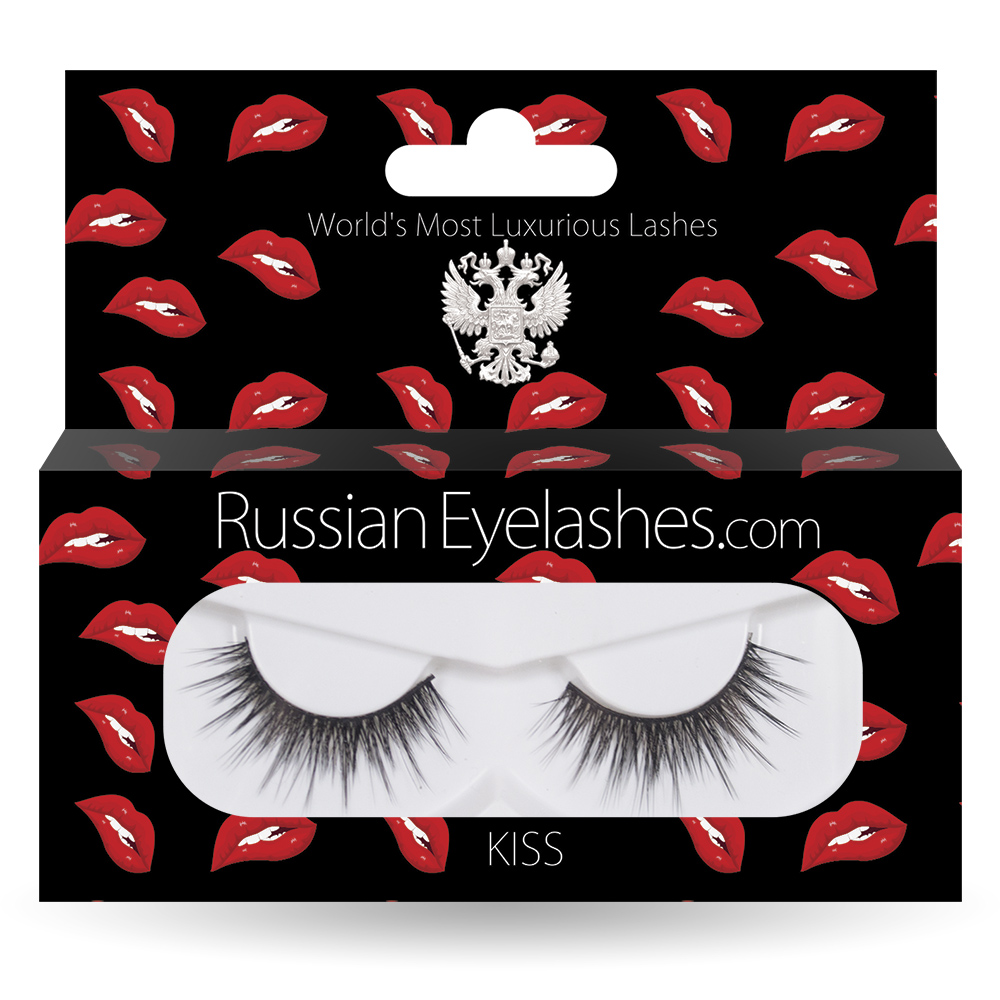 Russian Eyelashes Kiss