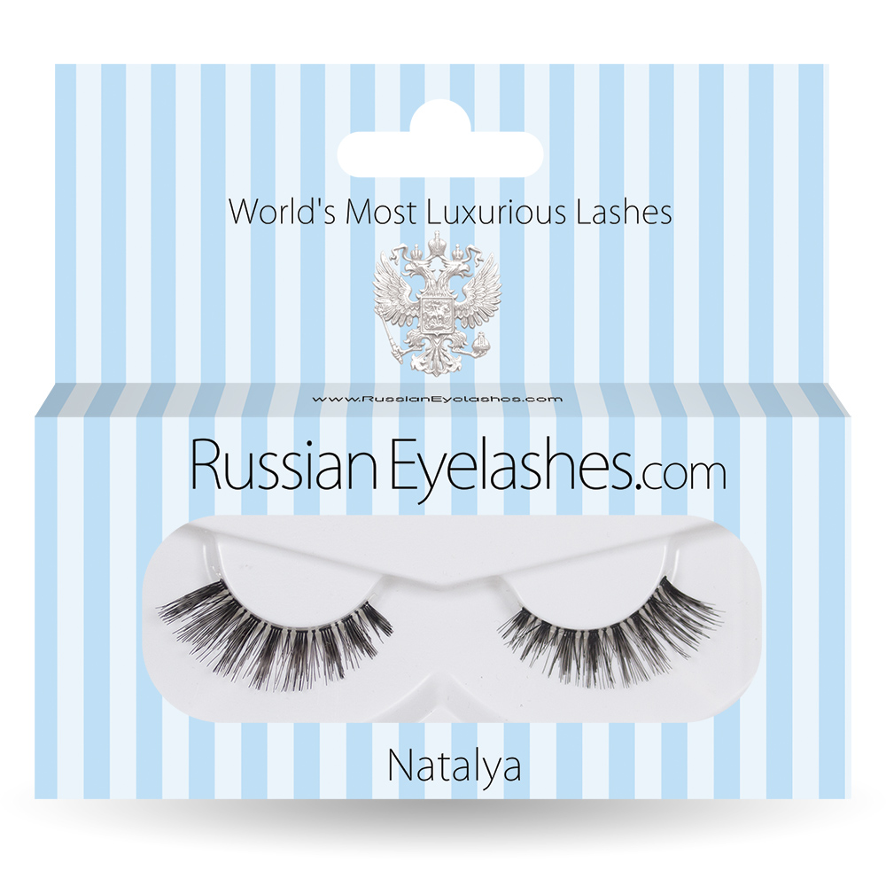 Russian Eyelashes Natalya