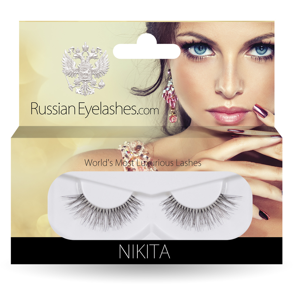 Russian Eyelashes Nikita