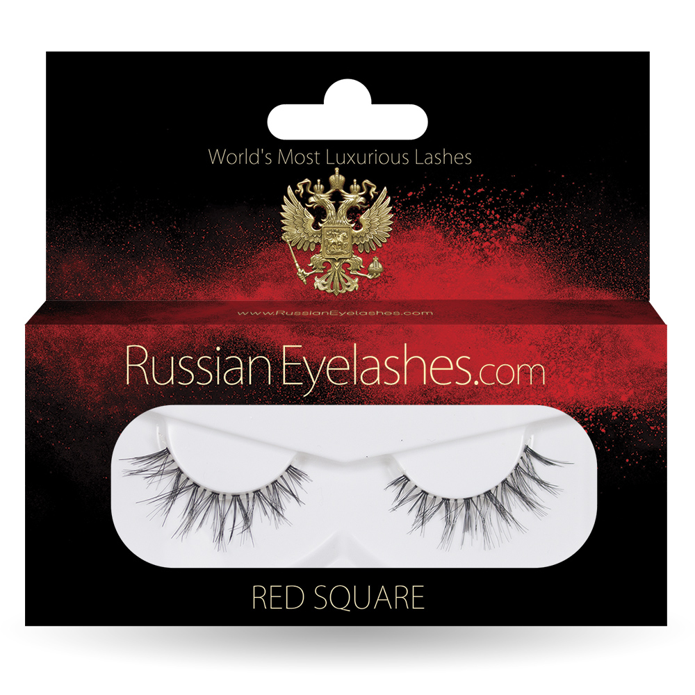 Russian Eyelashes Red Square