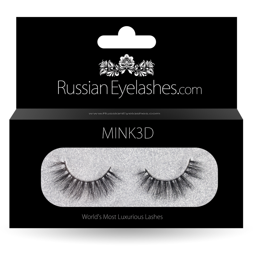 Russian Eyelashes Tatyana